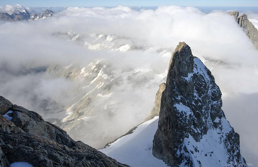 Pic du Glacier Carré